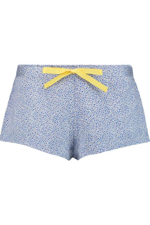 Heidi Klum Intimates La Petite Fleur Printed Jersey Pajama Shorts, $27; theoutnet.com