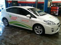 Vehicle Graphics - Car Wraps, Auto Decals, Car Magnets | FASTSIGNS ...