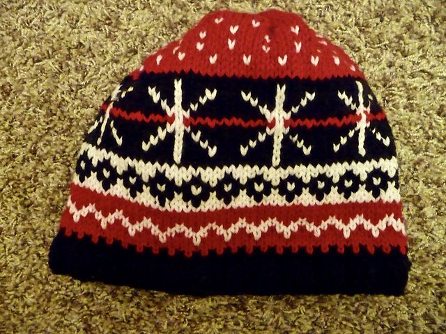795 best fair isle head gear images on Pinterest   Crocheted hats ...
