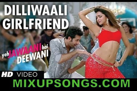 DilliWaali-Girlfriend-Official-Video-Song-Yeh Jawani Hai Deewani_Mixupsongs.com