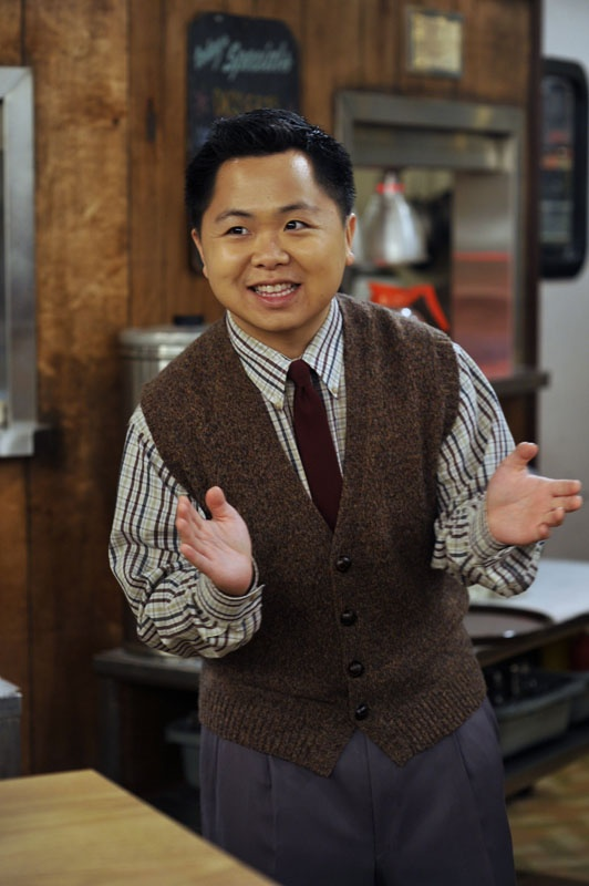 Ever wonder where Han worked before he bought the Williamsburg Diner? Matthew Moy talks life before landing his role on CBS' '2 Broke Girls.'    Catch an all new episode of '2 Broke Girls' every Monday night at 9/8c on CBS.