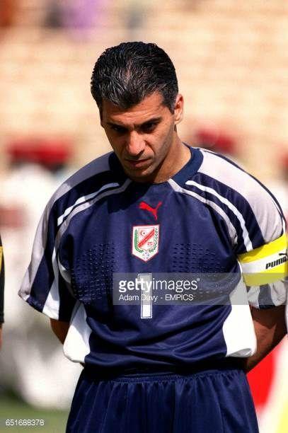 Chokri El Quaer Tunisia goalkeeper