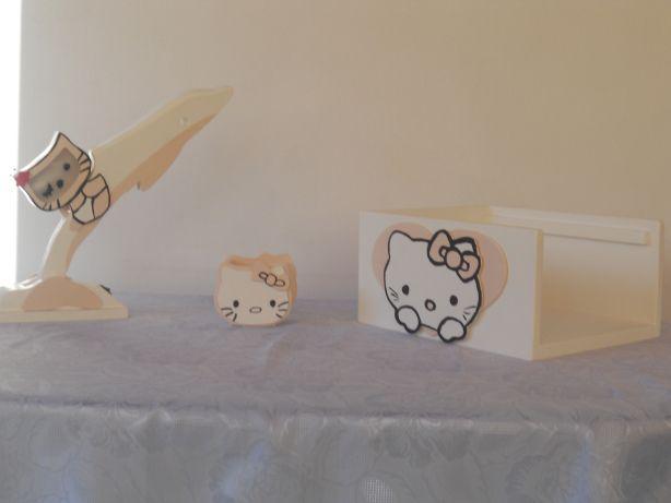 hello kitty desk accessories set
