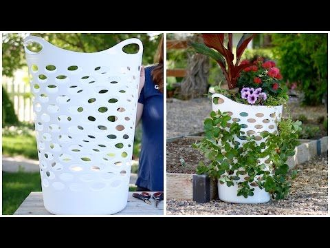 Strawberry Planter: From Laundry to Outdoor Luxury - Garden Lovers Club