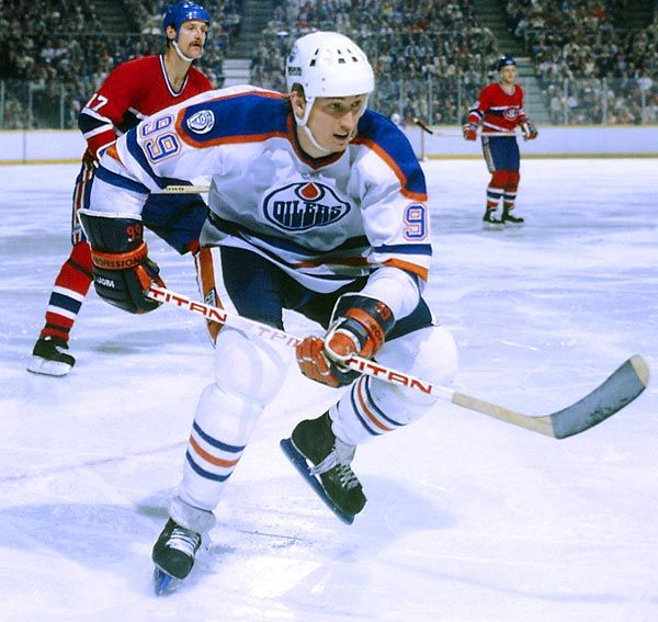 Hockey may never see a guy like him again, Wayne Gretzky