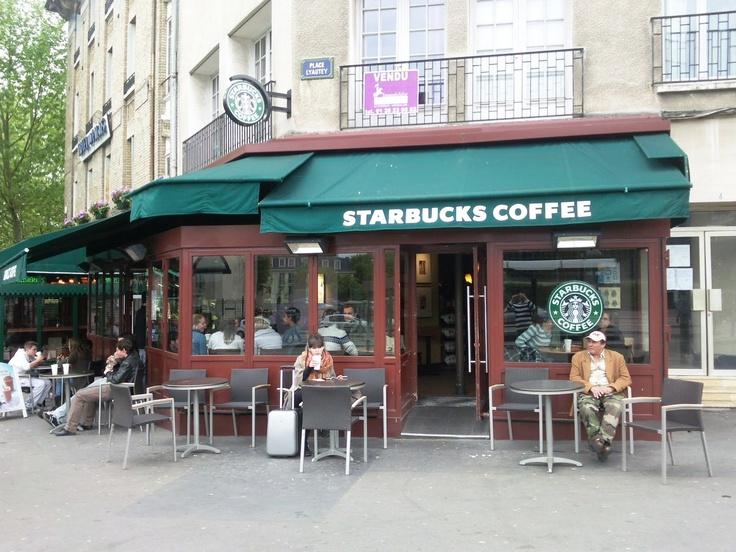 Starbucks Versailles