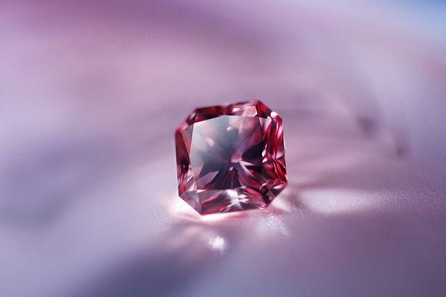 From Rio Tinto's 2012 Argyle Pink Diamonds Tender, 1.32-carat Fancy Vivid Purplish Pink Diamond named Argyle Siren™