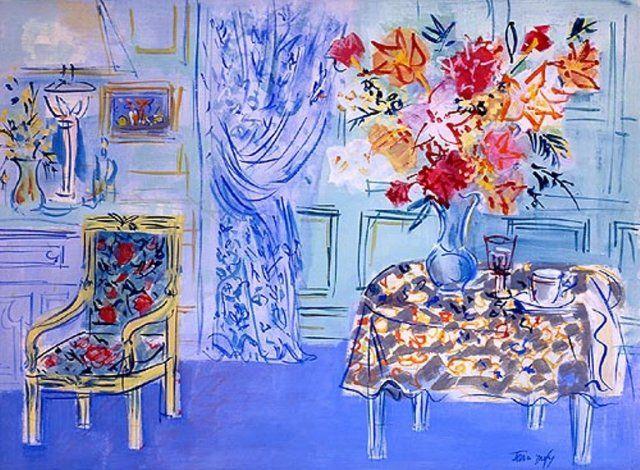 Картинки по запросу raoul dufy paintings
