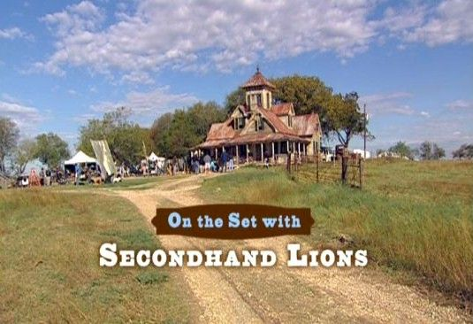 House They Used In Second Hand Lions... A Movie I