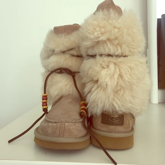 RARE UGG BOOTS- Bought in New Zealand Original UGG boots- style never sold in the United States. NEVER WORN. UGG Shoes