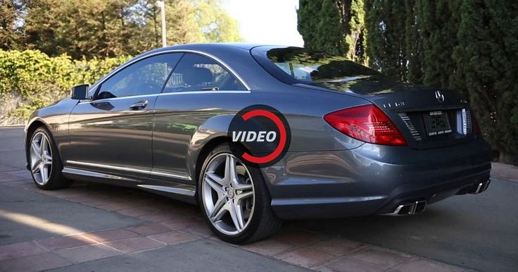 Would You Take An Old CL63 Over The New S63 Coupe For Half The Price? #Mercedes #Mercedes_CL