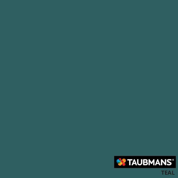 #Taubmanscolour #teal