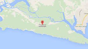 Image result for Nusakambangan Island in Indonesia.