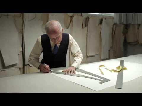 TAILOR'S TIPS by Vitale Barberis Canonico Episode 6: Collars and Undercollars - YouTube