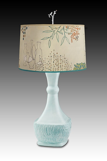 Find This Pin And More On Handmade Table Lamps By Ugoneandthomas.