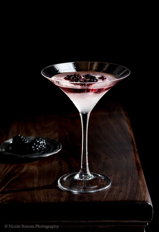 Ginger Bramble Cocktail Recipe