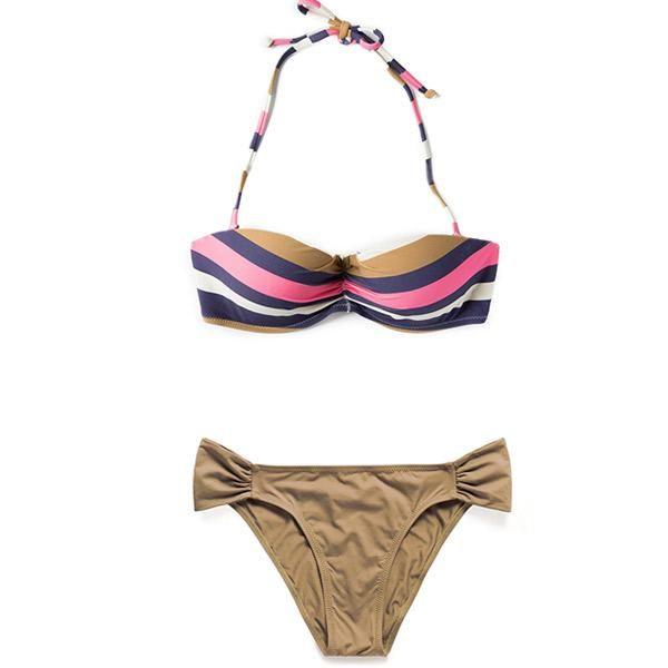 Shopping: 10 maillots de bain pour les rondes (Mango) | Elle Québec