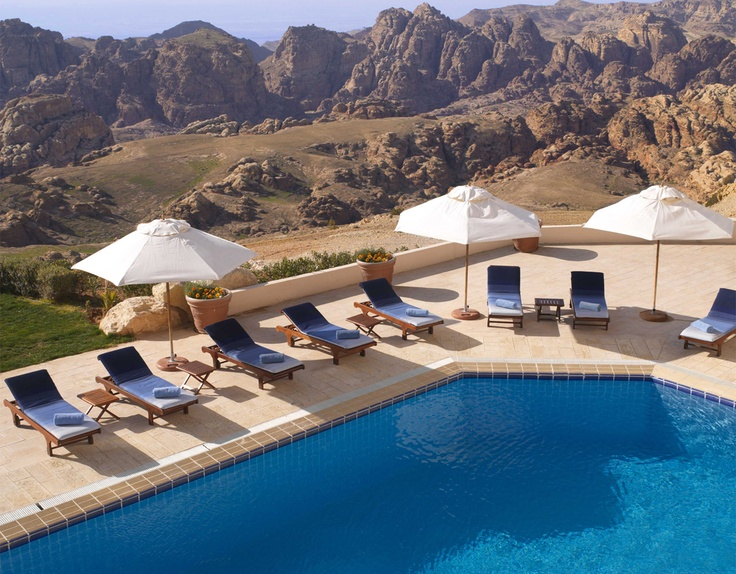 There may be nicer rooms available in Wadi Musa (Petra), but nobody matches the view at the Crowne Plaza.  Incredible!!