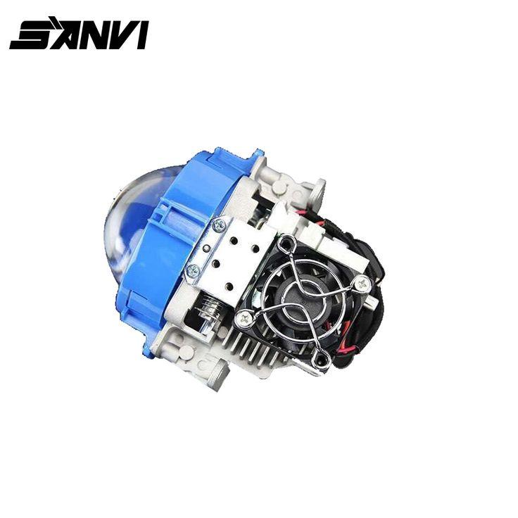 SANVI Bi LED Car Headlight 35W 6000K High Low Beam Auto lighting Car-styling Modifying Autoparts Retrofit Headlight Bulb