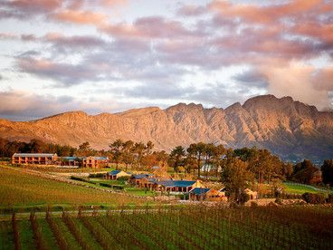 Best Hotels in Africa: Readers' Choice Awards 2014 - Condé Nast TravelerLa ResidenceFranschhoek, South Africa #14 82.285
