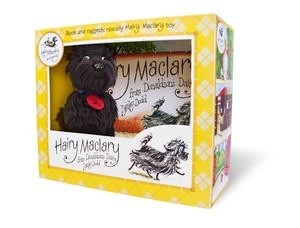 Hairy Maclary Book and Plush Toy Gift Set