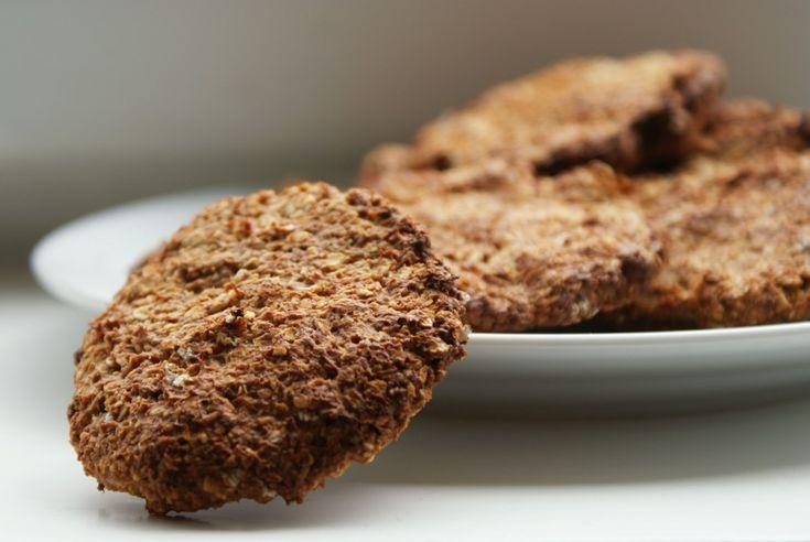 Recept: Havermout proteïne koekjes