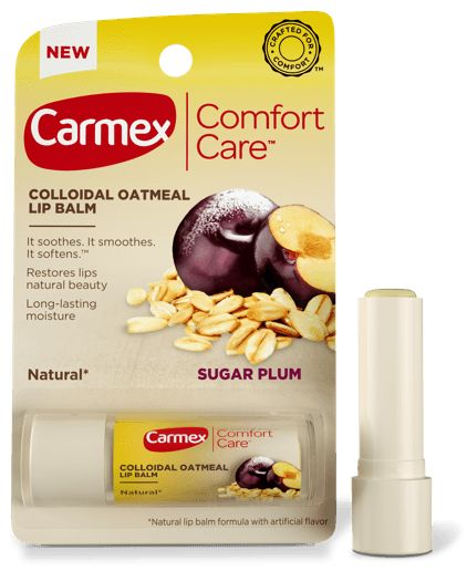 Review, Ingredients: New Look for Carmex, Comfort Care Lip Balm