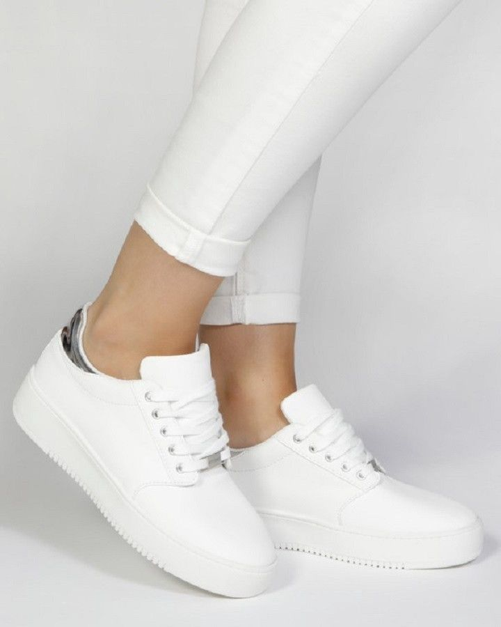 Betty Basics - Discovery Sneaker White