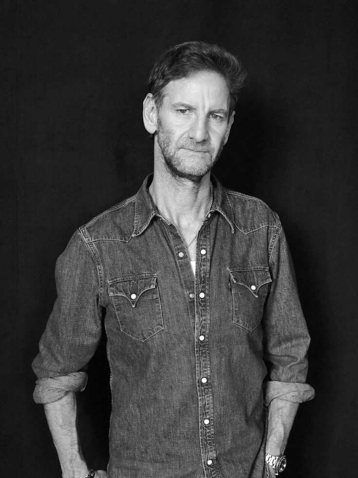 Photograph of Mark Seliger