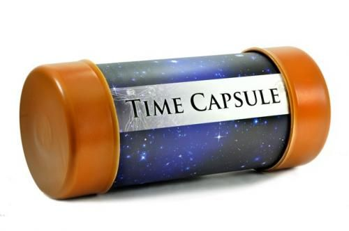 How to write a time capsule letter
