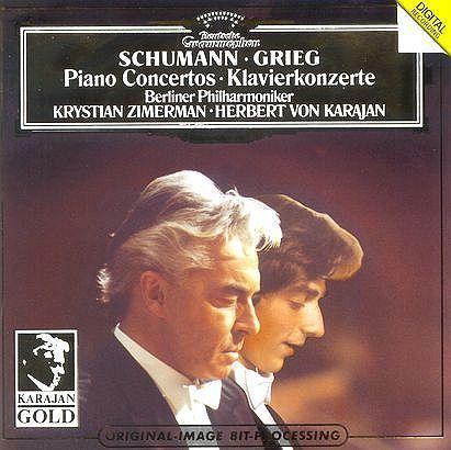 Grieg: Piano Concerto - Berliner Philharmoniker, Krystian Zimerman ...