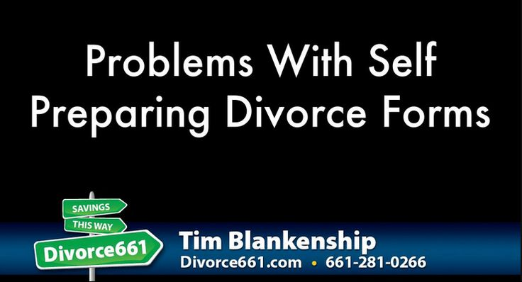 Paralegal help with divorce papers