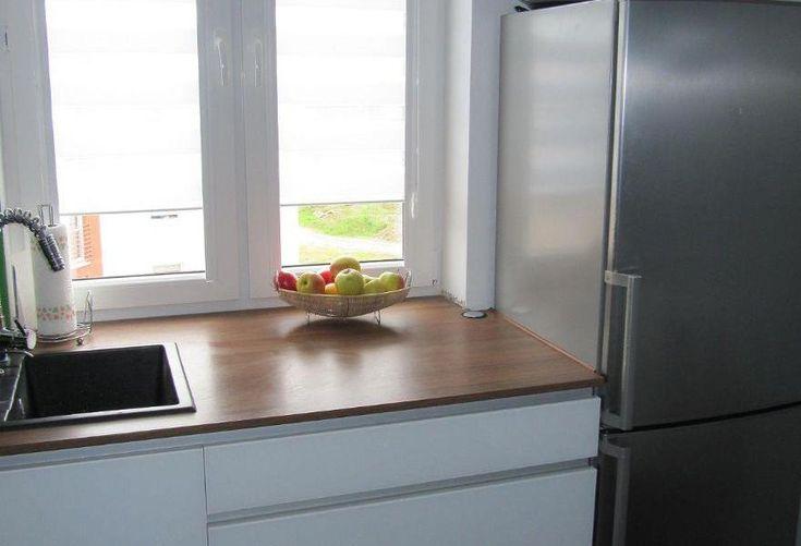 Mała kuchnia w bloku 2