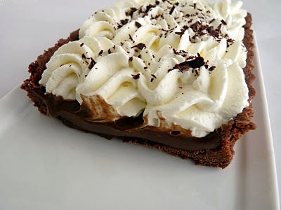 Mocha Cream Tart | Recipes And Food Gift Collection | Pinterest