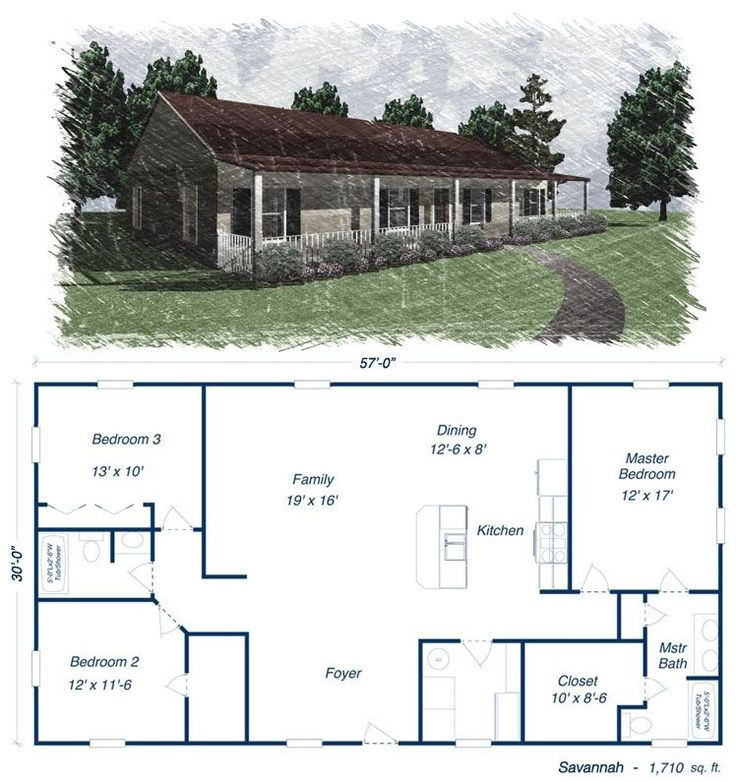Httpsipinimgcomxdacdacdf - Metal home floor plans