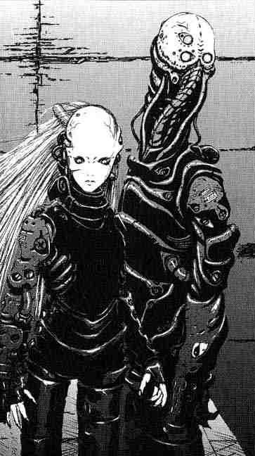 [Manga Review] BLAME!