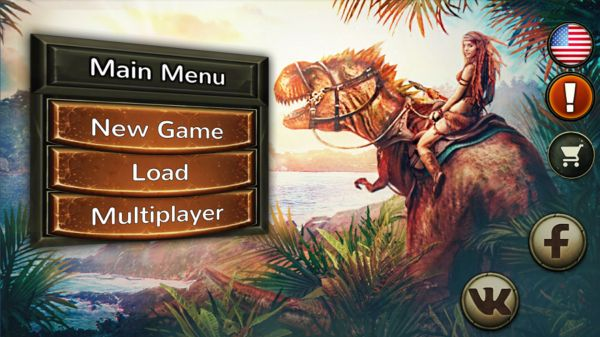 ARK Survival Island Evolve 3D Pro es un juego de aventura donde nos veremos atrapados en una especia de isla plagada de dinosaurios y animales feroces y salvajes, tendremos que hacer todo lo necesario para sobrevivir, como buscar comida, construir nuestro refugio, matar animales, crear tus propias armas, recolectar comida y objetos, etc. un juego bastante completo y divertido con unos gráficos en 3D con una vista en primera persona, si te gustan los juegos realista de supervivencia prueba…