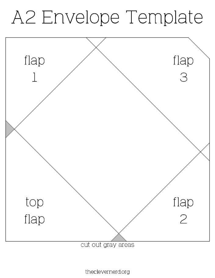 Best 25+ Envelope templates ideas only on Pinterest
