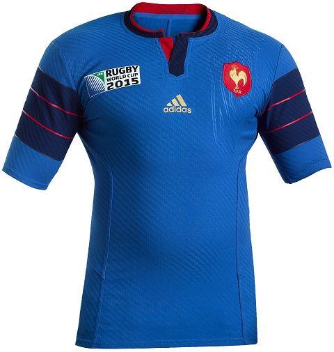 Copa do Mundo de Rugby 2015 - Grupo D - França