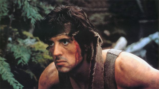 IN THE BOOK, RAMBO COMMITTED SUICIDE. THEY CHANGED THE MOVIE | 14 Movie Characters Who Were Supposed To Die, But Didn't | Mental Floss