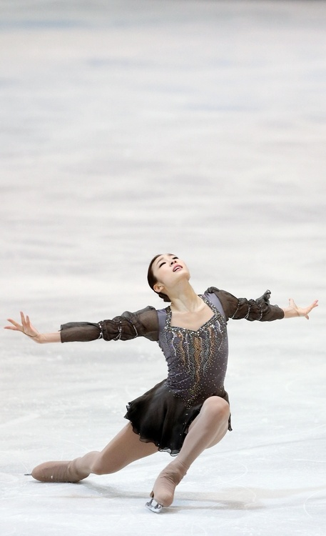 NRW Trophy 2012, Les Miserables -10 #김연아 #YunaKIM @yuna lee