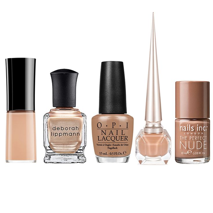 Find The Perfect Nude Nail Polish For Your Skin Tone |