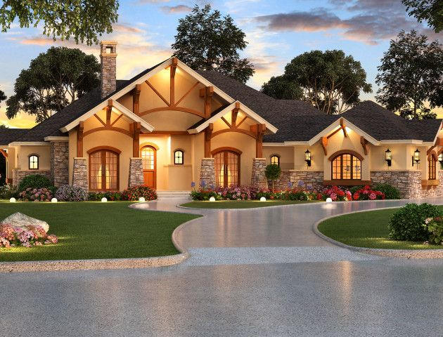Best 25 ranch style house ideas on pinterest ranch for Colorado style house plans