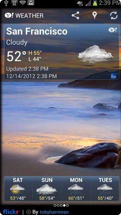 Yahoo tempo app