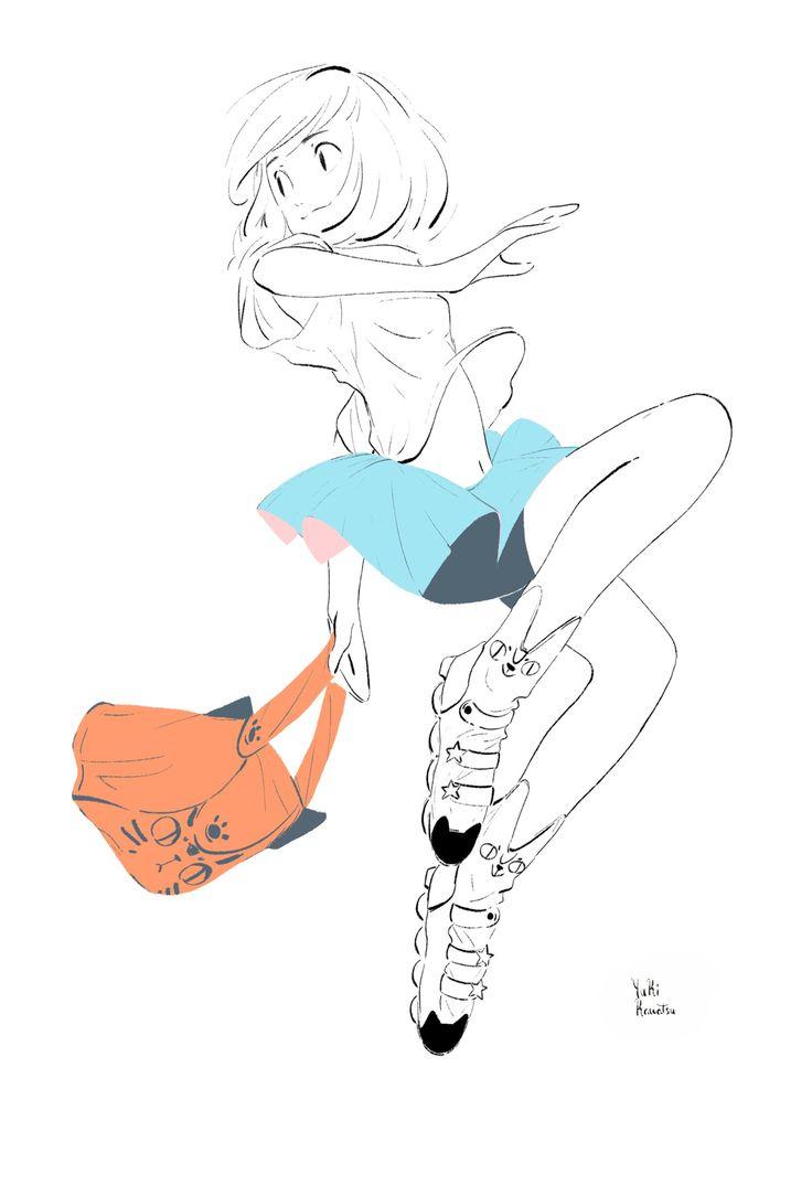 Art by Yuki Kawatsu* • Blog/Website | (http://yuki-kawatsu.tumblr.com) ★…