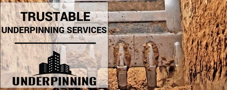 Besides underpinning services, we at Total Underpinning,Melbourne also offer other repair services. To more about us, feel free to call!