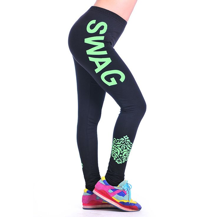 Summer-Autumn Printed Leggings For Womens Fashion Workout Women Sport Leggings Fitness Gym Stretch Leggings 6 Colors