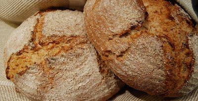 Bagarbertans baksida: Recept - Hirs och Bovetebröd