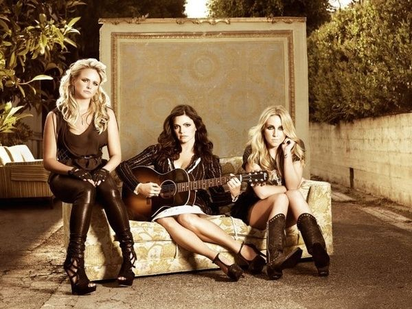 Miranda Lambert and Pistol Annies Are Currently Writing Songs Via Group Text