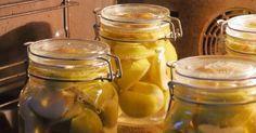 Obst einkochen und auch im Winter genießen